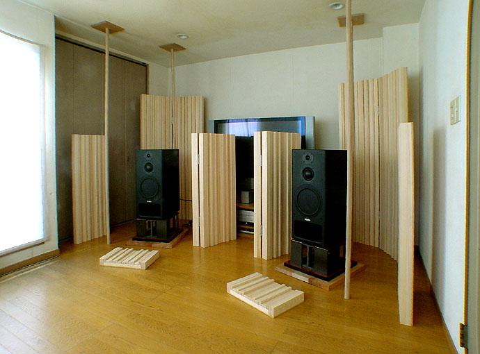 10Hzの超低音で音楽の躍動感 ...